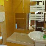 Łazienka - pokój 3-5 osobowy - Willa Mewa Gdynia