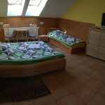 Pokój 3 osobowy - Willa Mewa pokoje w Gdyni