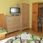 Pokój 2-3-osobowy - noclegi w Gdyni